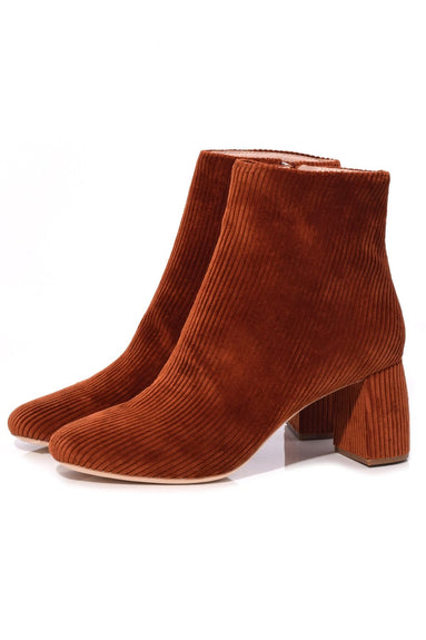 Cooper Bootie in Cinnamon