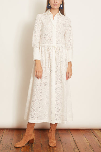 Annabel Dress in Lace