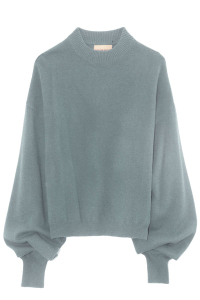 Porri Cashmere Sweater in Celadon