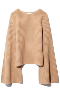 Tumaraa Oversized Sweater in Noisette