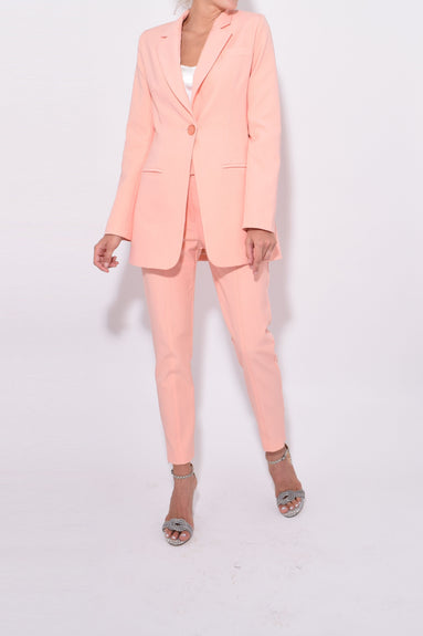 Pop Swagger Pant in Peach