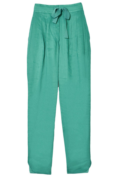 The Botanist Crop Pant in Norsca