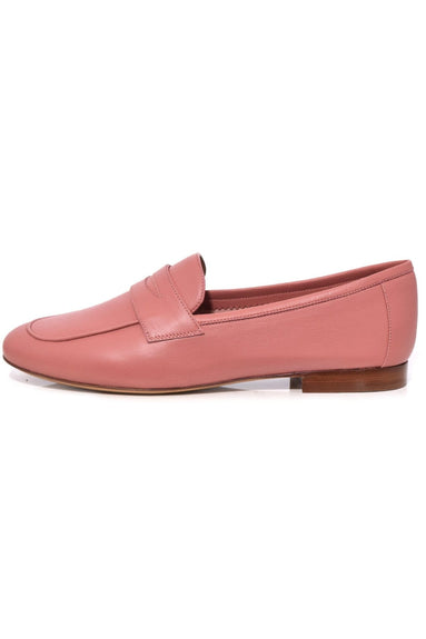 Classic Loafer in Blush