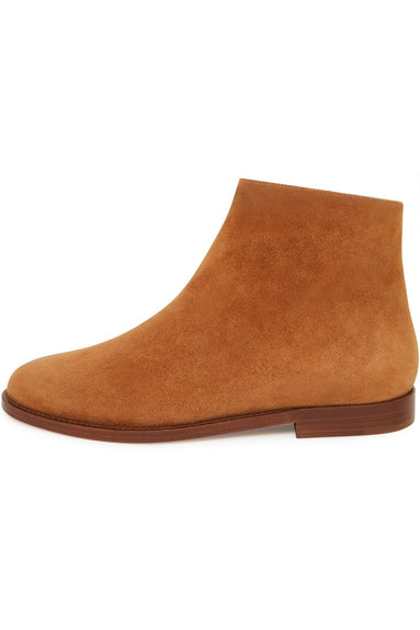 Shearling Boot in Cammello