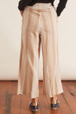 Paloma Pant in White Sand