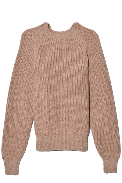 Avery Sweater in Camel
