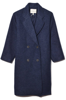 Clementine Jacket in Navy
