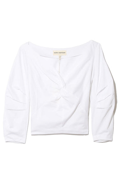 Lela Top in White