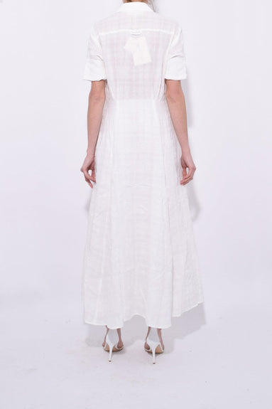 Lorelei Dress in White