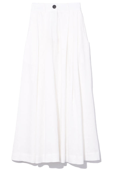 Tulay Skirt in White