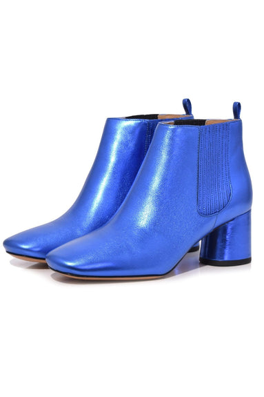 Rocket Chelsea Boot in Blue