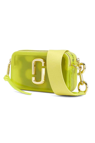 The Jelly Snapshot Bag in Yellow