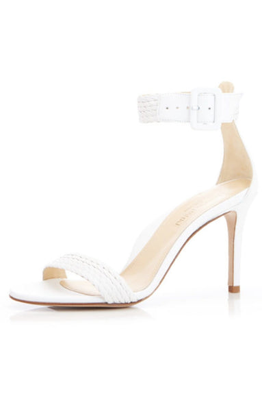 Florence Heel in White