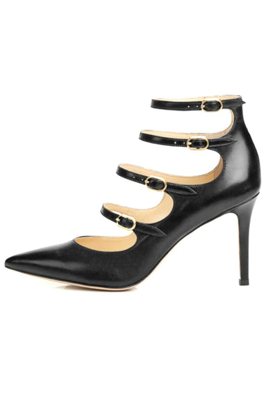Mitchell Pump in Black