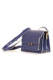 Crossbody Shopping Bag in Night Blue