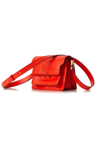 Crossbody Shopping Bag in Tulip