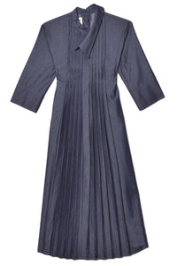 Dress in Light Chambray