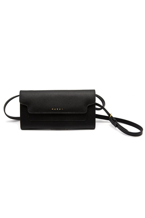 Trunk Wallet in Black