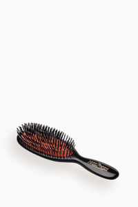 Pocket Mixed Bristle/Nylon Hair Brush