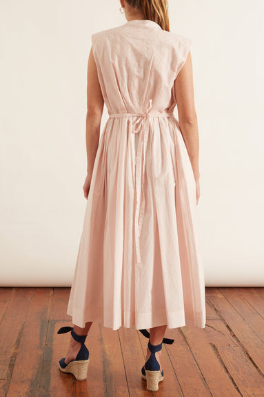 Maya Dress in Light Pink