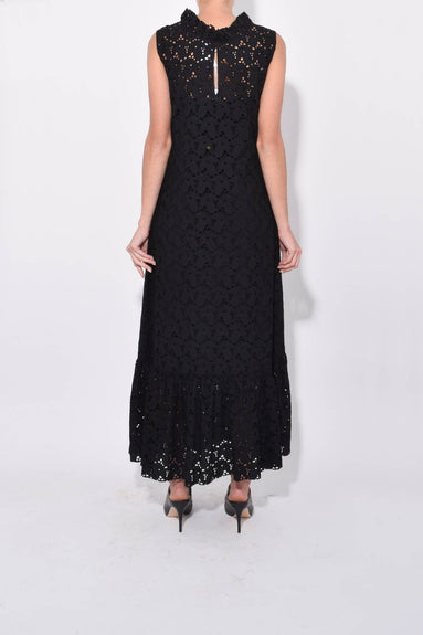 Ardennes Dress in Black