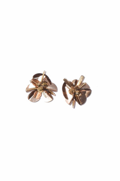 Haley Stud Earring in Gold
