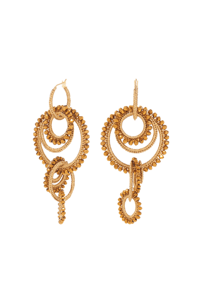 Tallulah Earring in Gold