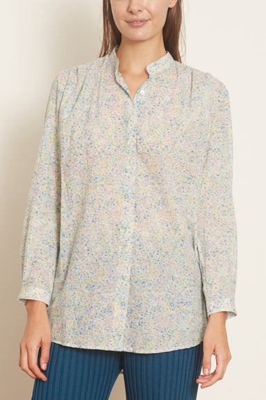 Screen Printed Shirt in Pastel