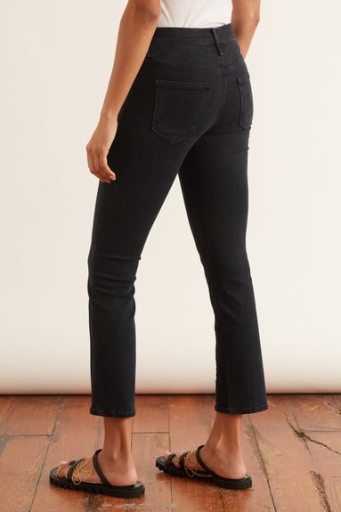 The Insider Ankle Jean in Blackbird