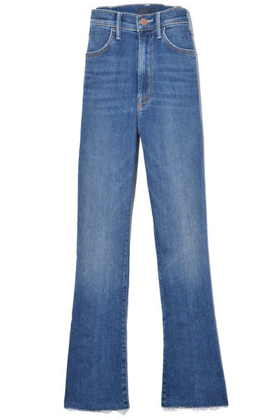 The Hustler Ankle Fray Jean in Big Sky