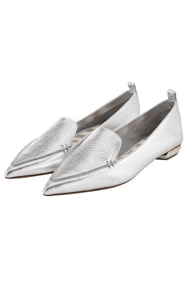 Beya Loafer in Silver