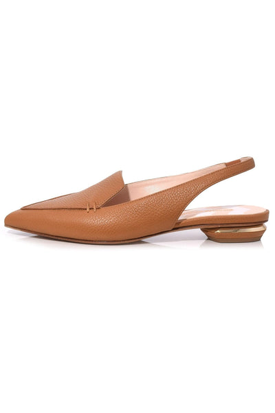 Beya Slingback in Tan