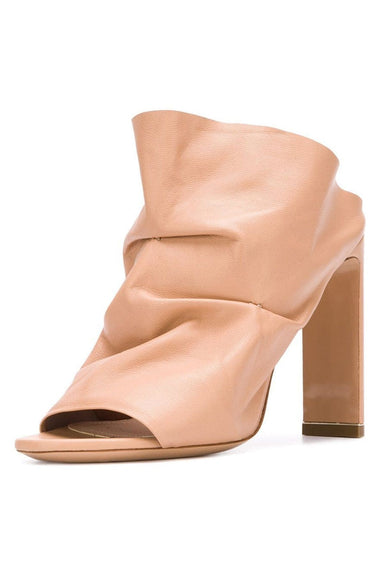 D Arcy Mule in Basic Beige