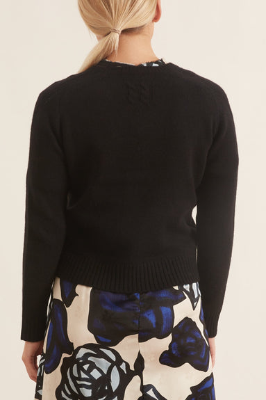 Isadora Sweater in Black