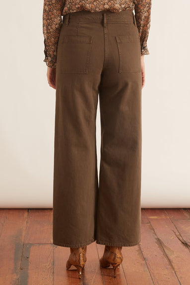 Megan Pant in Mahogany