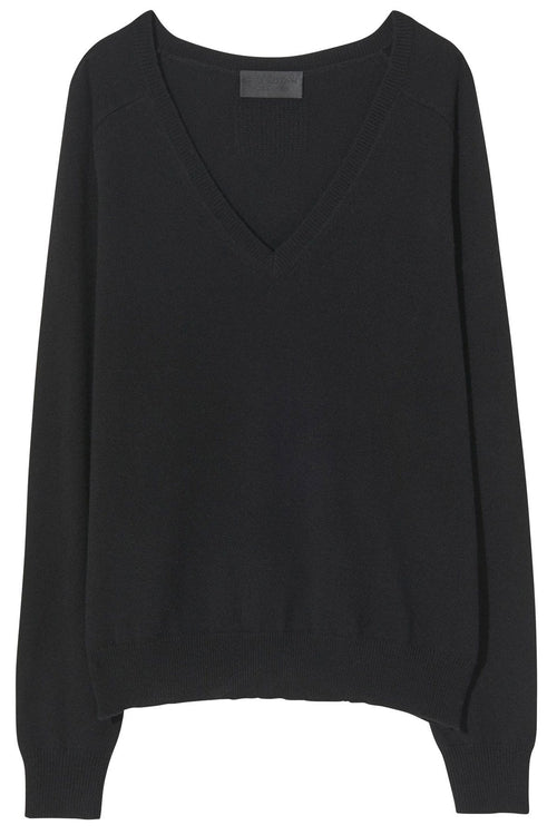Ashbury Sweater in Black