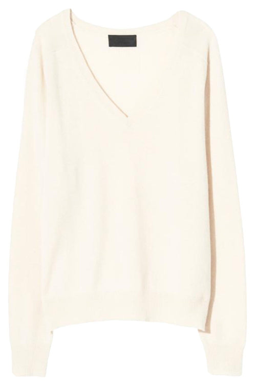 Ashbury Sweater in Ivory