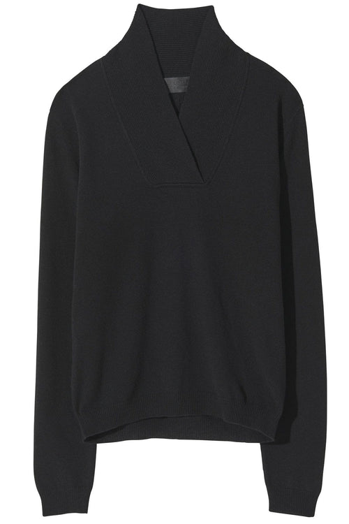 Beacon Sweater in Black