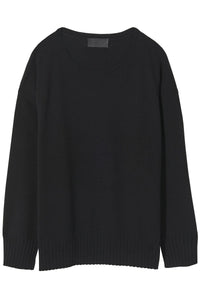 Boyfriend Sweater in Black