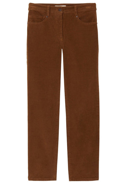 Bradford Pant in Chestnut
