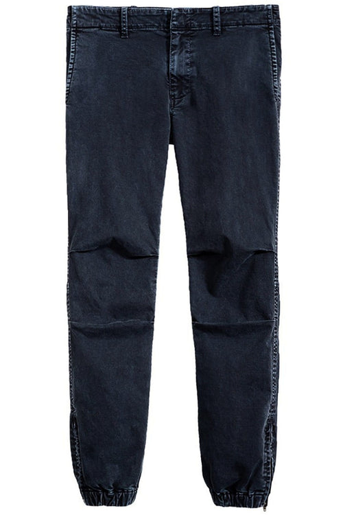 French Military Pant in Dark Navy