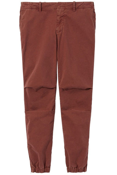 French Military Pant in Rust