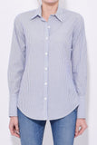 Helen Shirt in Blue Stripe