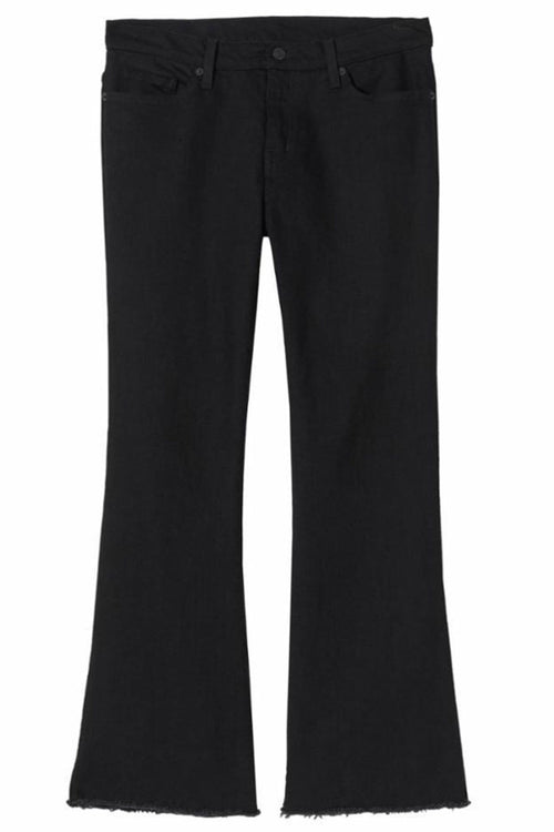 High Rise Vianca Jean in Basalt Wash
