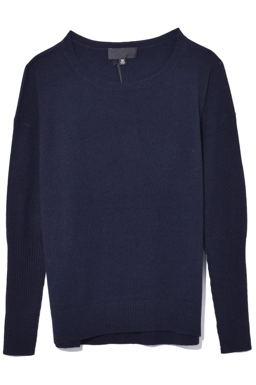 Jalissa Sweater in Navy