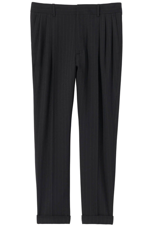 Montana Pant in Black/Ivory