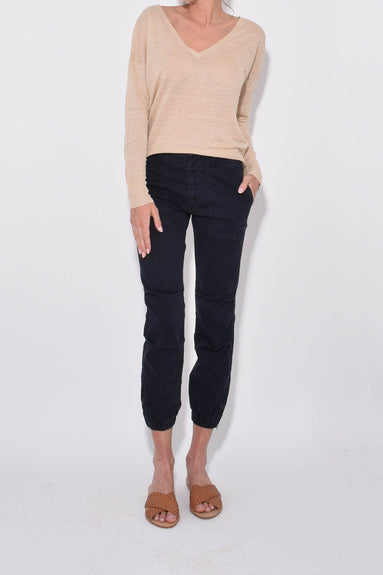 Nina Sweater in Almond