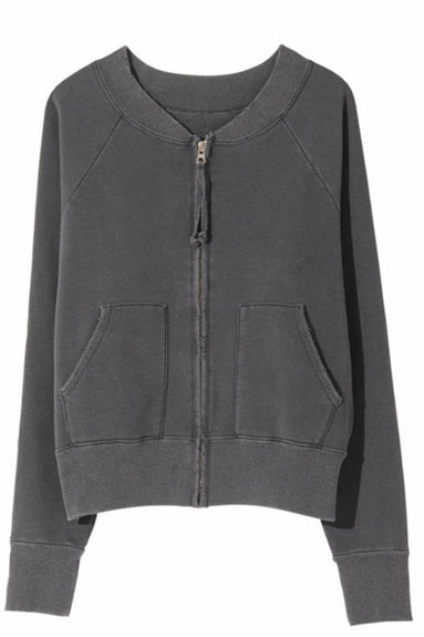 Petra Sweatshirt in Gunmetal