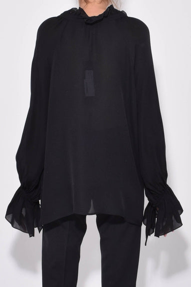 Royan Blouse in Black