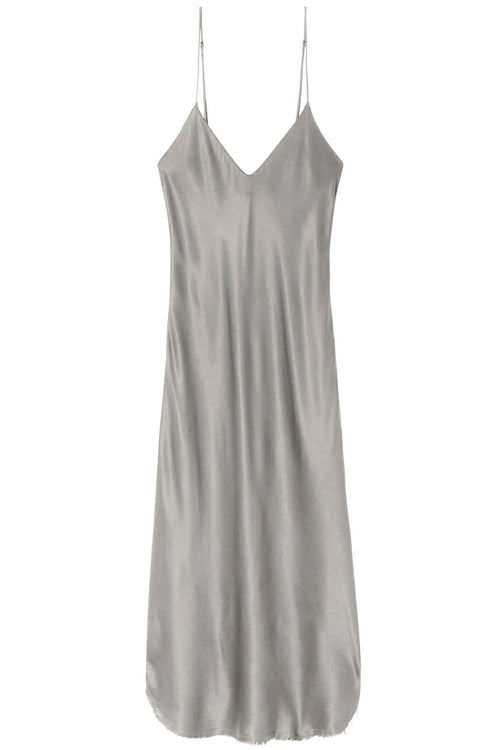 Short Cami Dress in Cement